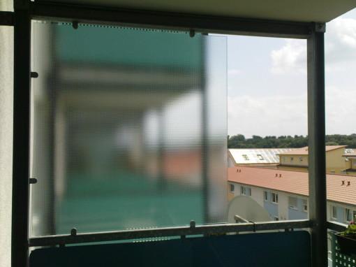 Sichtschutz Glas Farbig : Glas ist der vielseitigste Werkstoff ...